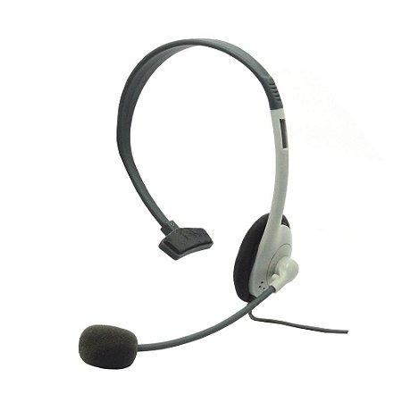 Headset Knup Basico com fio - Xbox 360