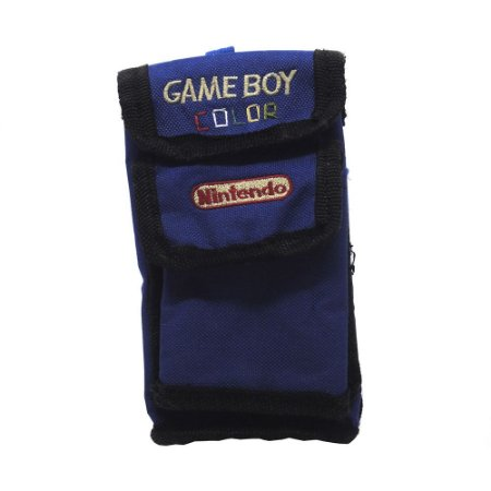 Capa Protetora Azul - Game Boy Color