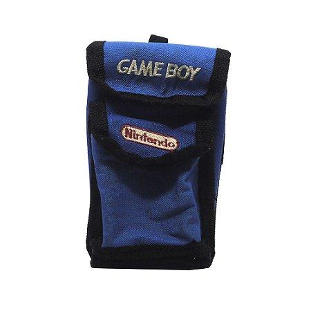 Capa Protetora Azul - Game Boy