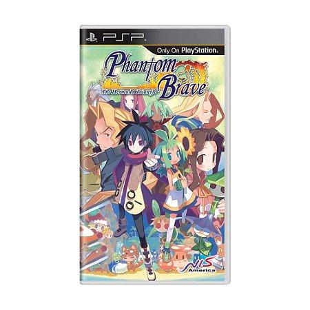 Jogo Phantom Brave: The Hermuda Triangle - PSP