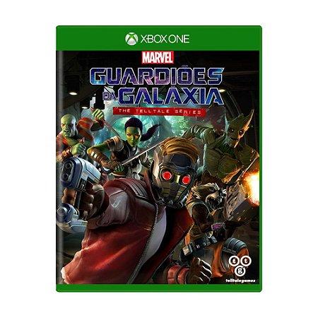Jogo Guardiões da Galáxia: The Telltale Series - Xbox One