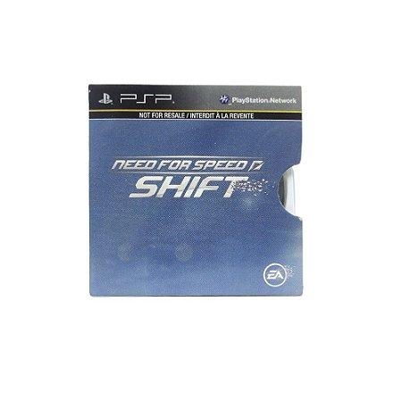 Jogo Need For Speed: Shift - PSP (Capa Dura)