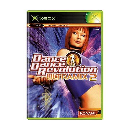 Jogo Dance Dance Revolution Ultramix 2 - Xbox