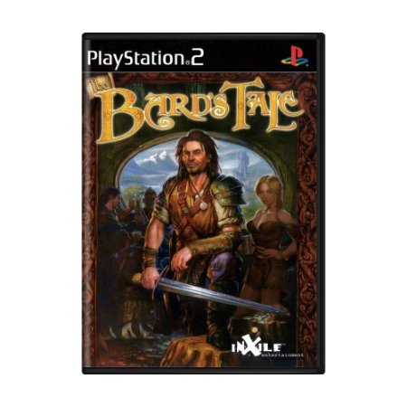 Jogo The Bard's Tale - PS2