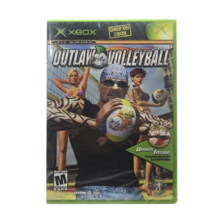 Jogo Outlaw Volleyball - Xbox