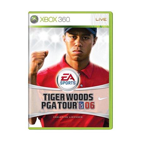 Jogo Tiger Woods PGA Tour 06 - Xbox 360