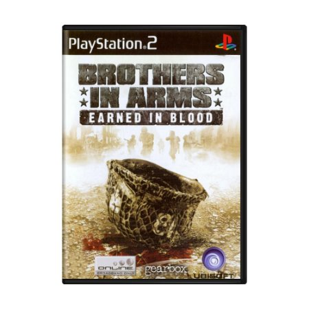 Jogo Brothers in Arms: Earned in Blood - PS2