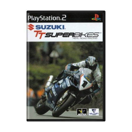 Jogo Suzuki TT Superbikes: Real Road Racing - PS2
