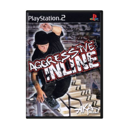 Jogo Aggressive Inline - PS2