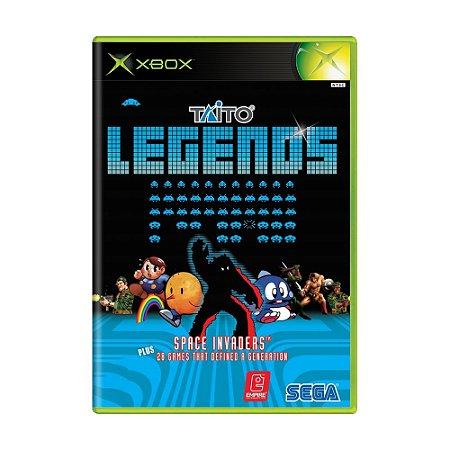Jogo Taito Legends - Xbox
