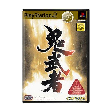 Jogo Onimusha - PS2 (Japonês)