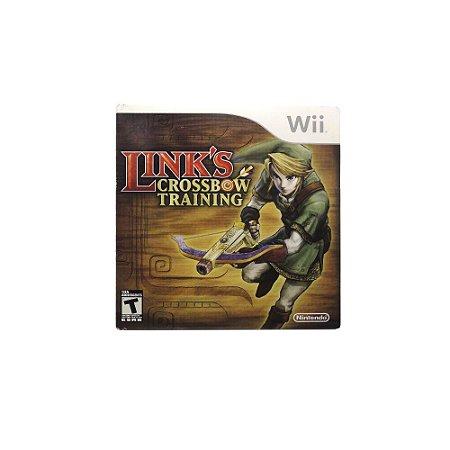 Jogo Link's Crossbow Training - Wii (Capa Dura)