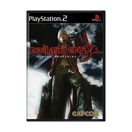 Jogo Devil May Cry 3: Dante's Awakening - PS2