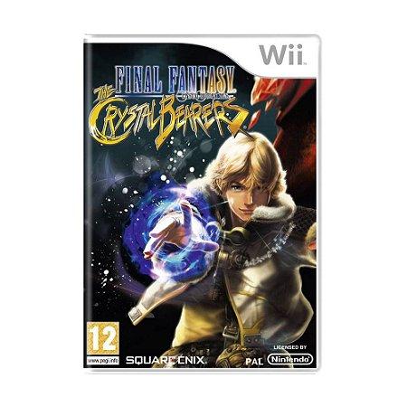 Jogo Final Fantasy Crystal Chronicles: The Crystal Bearers - Wii (Europeu)