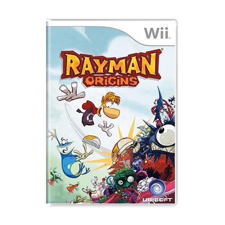 Jogo Rayman Origins - Wii