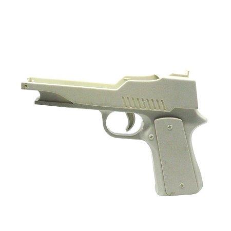 Pistola Branca - Wii