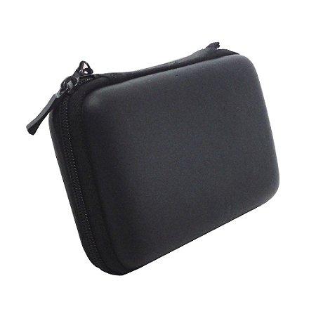 Case Protetora preta para Nintendo 3DS e DS