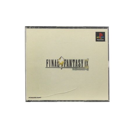 Jogo Final Fantasy IX - PS1 (Japonês)
