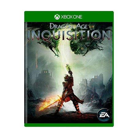 Jogo Dragon Age: Inquisition - Xbox One