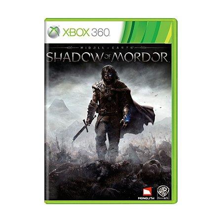 Jogo Middle-earth: Shadow of Mordor - Xbox 360