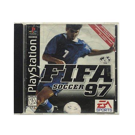 Jogo FIFA Soccer 97 - PS1