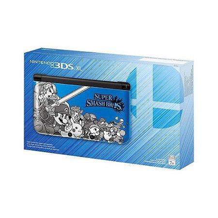 Console Nintendo 3DS XL (Smash Bros Edition) - Nintendo