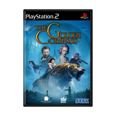 Jogo The Golden Compass - PS2