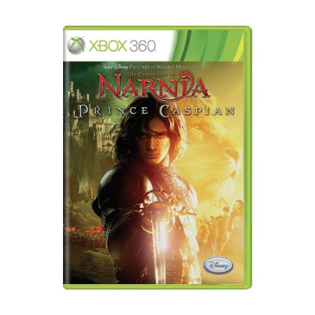Jogo The Chronicles of Narnia: Prince Caspian - Xbox 360