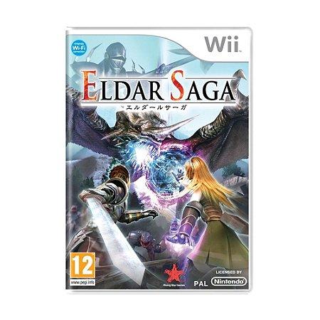 Jogo Valhalla Knights: Eldar Saga - Wii (Europeu)