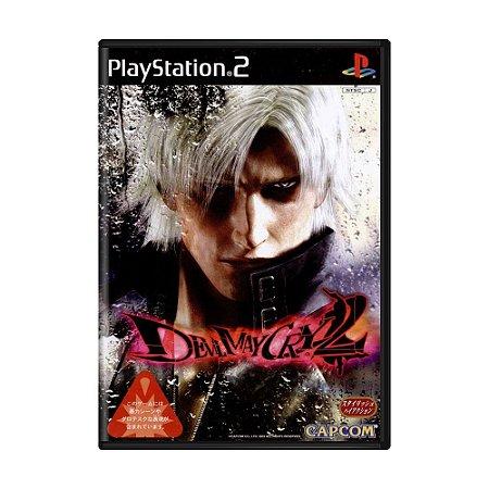Jogo Devil May Cry 2 - PS2 (Japonês)