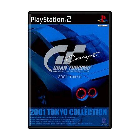 Jogo Gran Turismo Concept: 2001 Tokyo Collection - PS2 (Japonês)