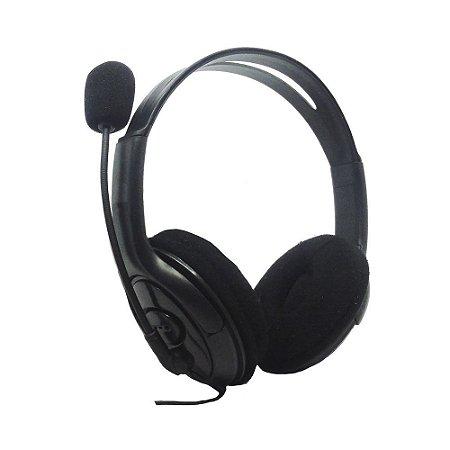 Headset Com Fio - Xbox 360