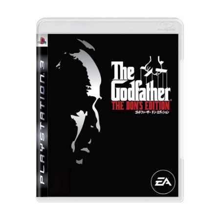 Jogo The Godfather: The Don's Edition - PS3