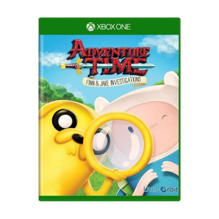 Jogo Adventure Time: Finn and Jake Investigations - Xbox One