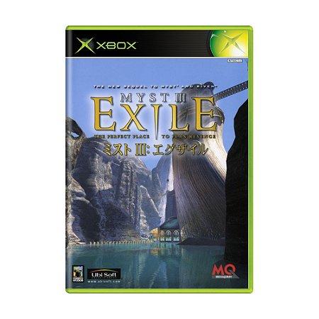 Jogo Myst III: Exile - Xbox (Japonês)