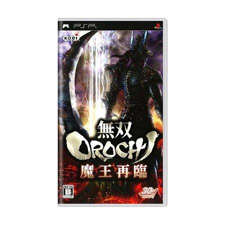 Jogo Musou Orochi: Maou Sairin - PSP