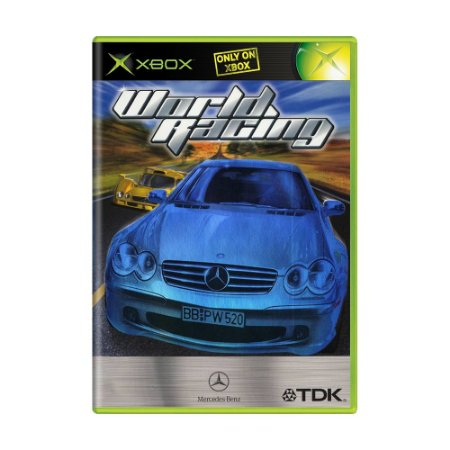 Jogo World Racing - Xbox