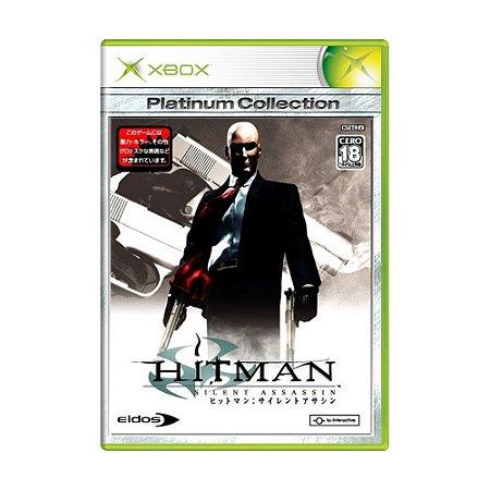 Jogo Hitman 2: Silent Assassin - Xbox (Japonês)
