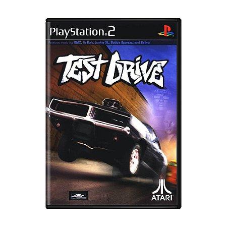 Jogo Test Drive - PS2