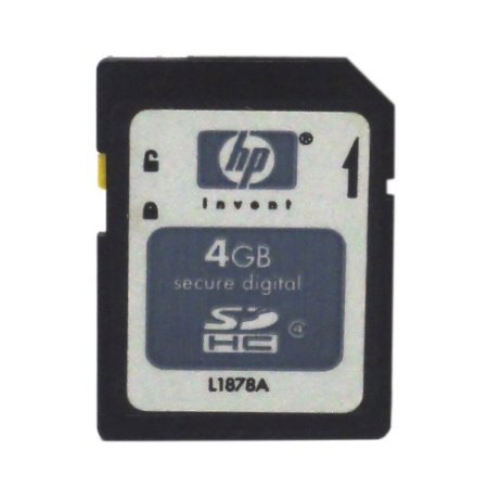 Cartão de Memória 4GB - HP