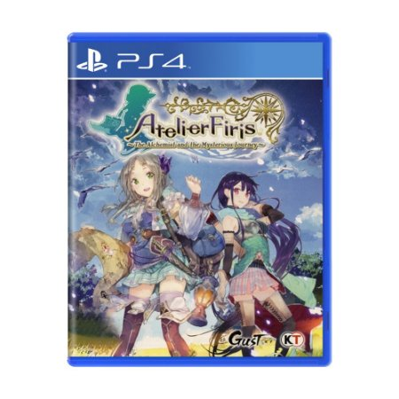 Jogo Atelier Firis: The Alchemist and the Mysterious Journey - PS4
