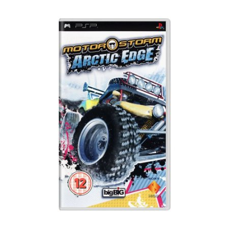 Jogo MotorStorm: Arctic Edge - PSP