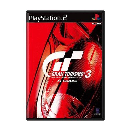 Jogo Gran Turismo 3: A-Spec - PS2 (Japonês)