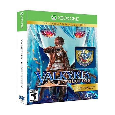 Jogo Valkyria Revolution (Vanargand Edition) - Xbox One