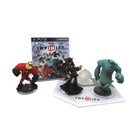 Jogo Disney Infinity Starter Pack - PS3