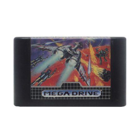 Jogo Galaxy Force II - Mega Drive