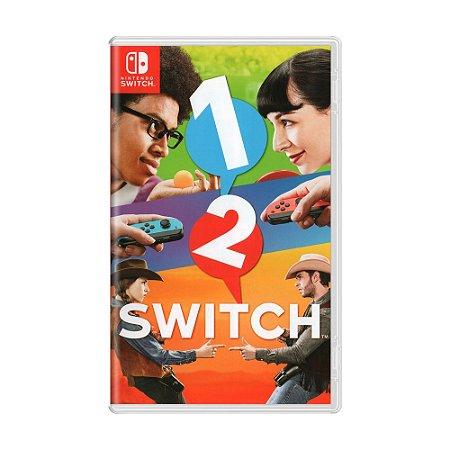 Jogo 1-2 Switch - Switch