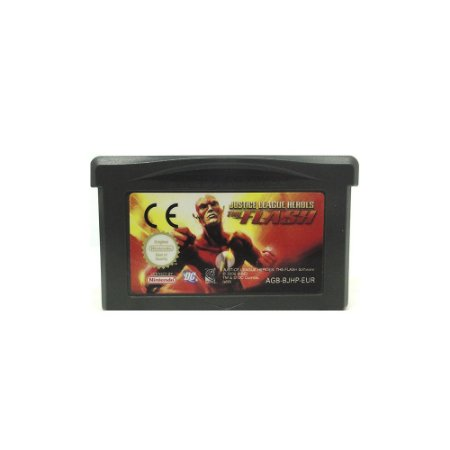 Jogo Justice League Heroes: The Flash - GBA