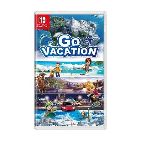 Jogo Go Vacation - Switch