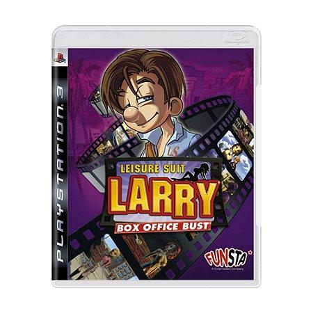 Jogo Leisure Suit Larry: Box Office Bust - PS3